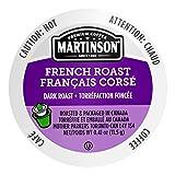 Martinson Single Serve Coffee Capsules, French Roast,...