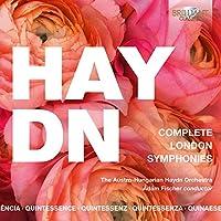 Complete London Symphonie