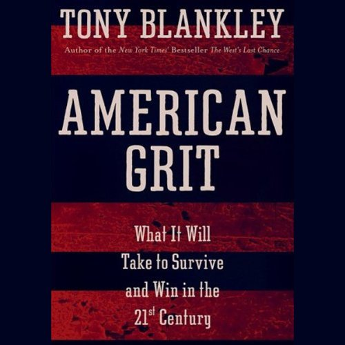 American Grit audiobook cover art