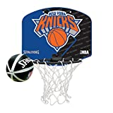 Spalding NBA New York Knicks Miniboard + Ball -