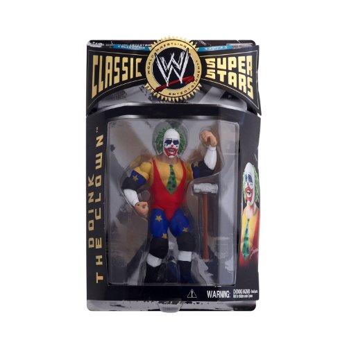 WWE Classic Superstars Series 6: Doink The Clown Wrestling Figure