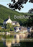 Beilstein - Romantisches Mosel-Staedtchen (Wandkalender 2022 DIN A4 hoch): Das Dornroeschen an der Mosel (Monatskalender, 14 Seiten )