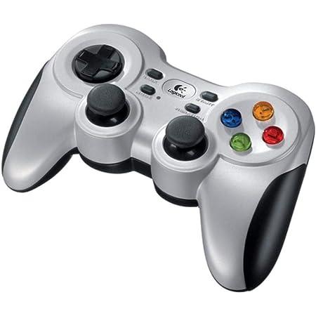 Logicool G ロジクール G ゲームパッド コントローラー F710r PC ゲームワイヤレス usb 滑らかな操作感 国内正規品