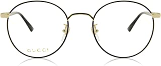 GG0297OK Trendy Round Metal Eyeglasses 52mm