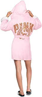 Victoria's Secret Pink Sherpa Cozy Short Robe