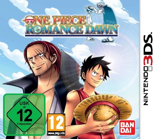 One Piece Romance Dawn - [Nintendo 3DS]