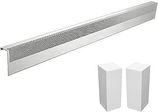 Best plastic baseboard radiator covers Reviews