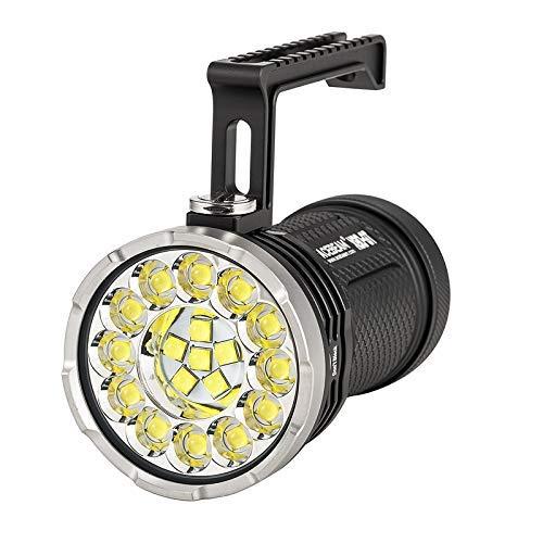 ACEBEAM X80-GT High Lumens Flashlight 32500 Lumens Brightest Flashlights