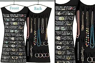 Hanging Jewellery Organiser (Black)