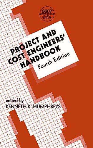 Project and Cost Engineers' Handbook (Cost Engineering 31)