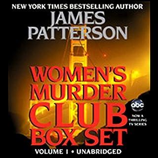 Women's Murder Club Box Set, Volume 1 audiobook cover art