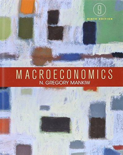 Macroeconomics 9e & LaunchPad for Mankiw's Macroeconomics (Six Month Access)
