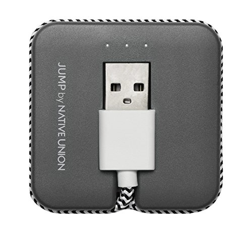 Jump Cable Micro USB - Slate