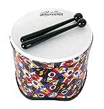 Rhythm Tech RV5410 - Juego de tambores para suelo