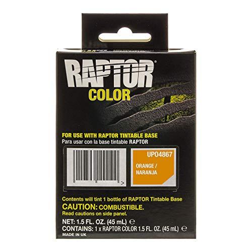 U-Pol Raptor Color Tint Pouches - Orange