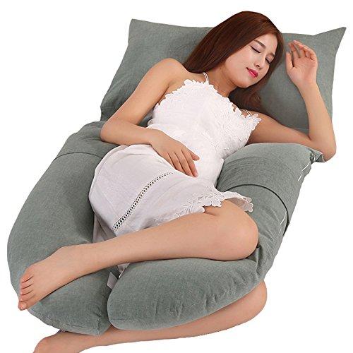 Almohadas corporales y para embarazadas marca XMGJV