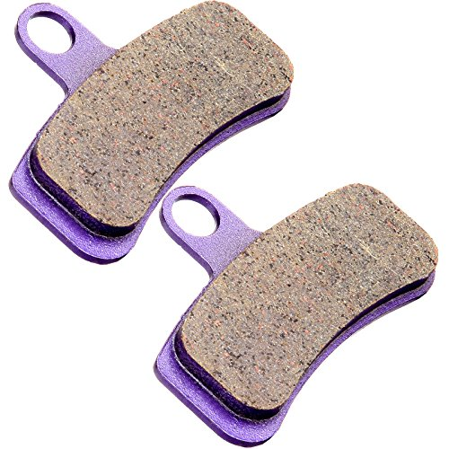 CCIYU Front Carbon Fiber Brake Pads Motorcycle Motorbike Replacement Brake Pads Fit For 2008 2009...