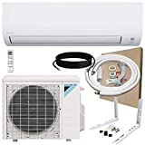 Best Inverter Air Conditioners - 9,000 BTU Daikin 20 SEER LOW AMBIENT Ductless Review