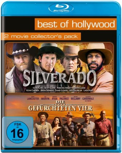 Silverado/Die gefürchteten Vier - Best of Hollywood/2 Movie Collector's Pack [Blu-ray]