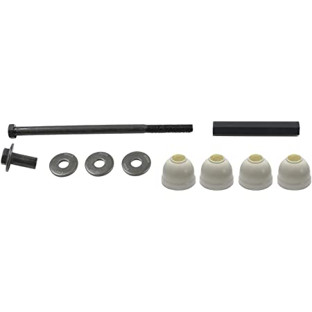 Front Sway Bar Link Kit For 2007-2016 Chevy Silverado 1500 2011 2008 2009 D843MW