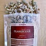 Frankincense Resin 1lb (453 g) | Organic Premium Resin Incense | Church Incense | Gum Olibanum | Boswellia Serrata | Frankincense Tears | Pure Frankincense Granules | AA Grade
