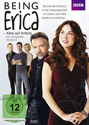 Being Erica - Alles auf Anfang - Die komplette Staffel 3 (3 DVDs)