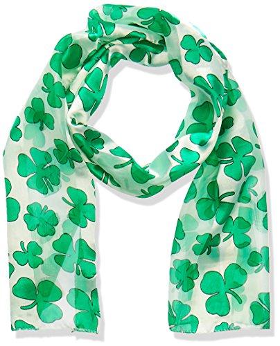 Beistlebeistle 30710 Shamrock sjaal, 10-inch door 4-voet 7-inch