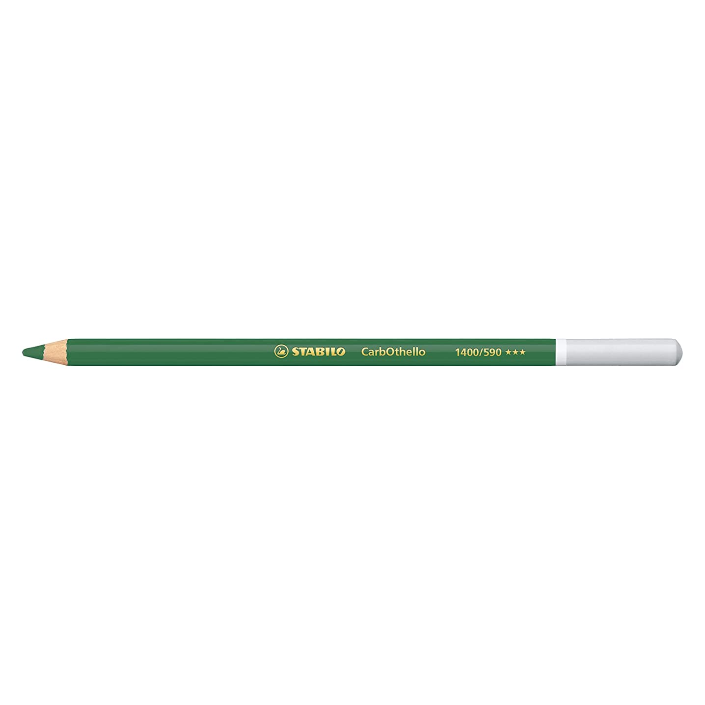 Stabilo CarbOthello Pastel Pencil, Viridian Matte