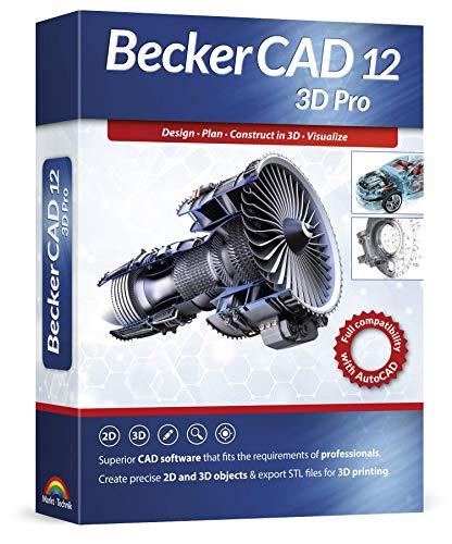 Markt+Technik -  Becker Cad 12 3D Pro