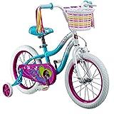 Schwinn Kids Girls Iris 16' Bike - Blue/White
