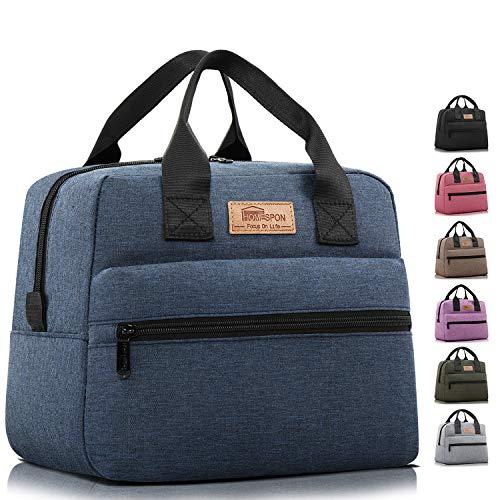 HOMESPON Bolsa Isotérmica de Almuerzo Lunch Bag Bolsa Térm