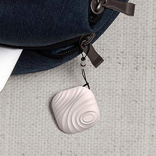 Nutale Schlüsselfinder Schlüssel Finden mit App Bluetooth, iOS und Android, Community Suchfunktion, Item Tracker Support Fernbedienung, Wallet Tracker, Gute Idee für Ihre verlorenen Gegenstände