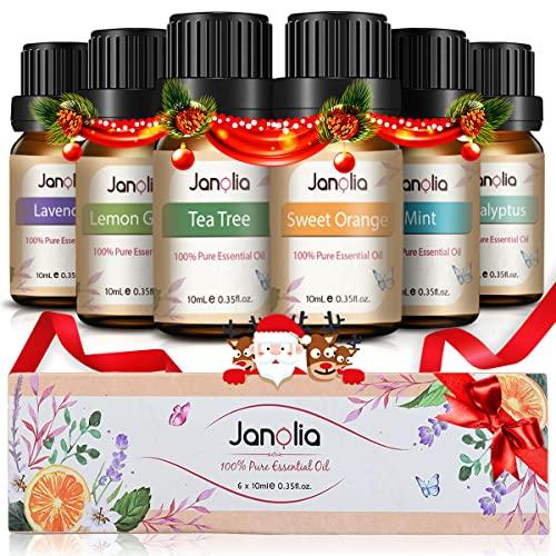 Janolia -   ätherische Öle,