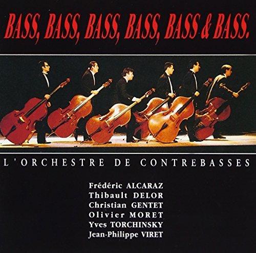 Bass.Bass.Bass.Bass.Bass & Base. by L'Orchestre De Contrebasse (2013-06-05)