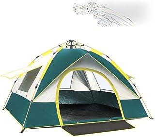 1-4 personer helautomatiskt tält camping resa familj regntät vindtät solskydd markis skydd strand lätt öppna vandringstält