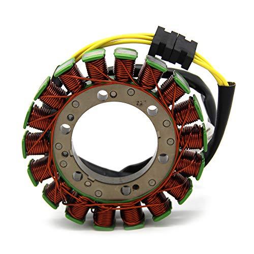Bobina de encendido eléctrico Magneto generador para Yamaha XV400 XV500 VIRAGO 535...
