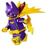 LEGO Batgirl con Bat-a-Rang Minifigura - The Batman Movie