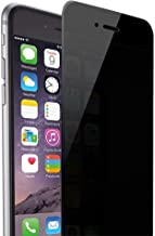 【New 2019☆】 Privacy Screen Protector for iPhone 8 iPhone 7 - Full Coverage Anti Spy 9H Tempered Glass 4.7-Inch (B)