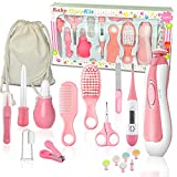 Baby Healthcare and Grooming Kit, 18 in 1...