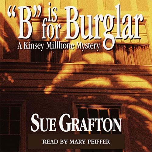 B Is for Burglar cover art