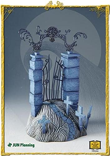 Figurine the nightmare before christmas the cut series 1 - Gate of Grave yard