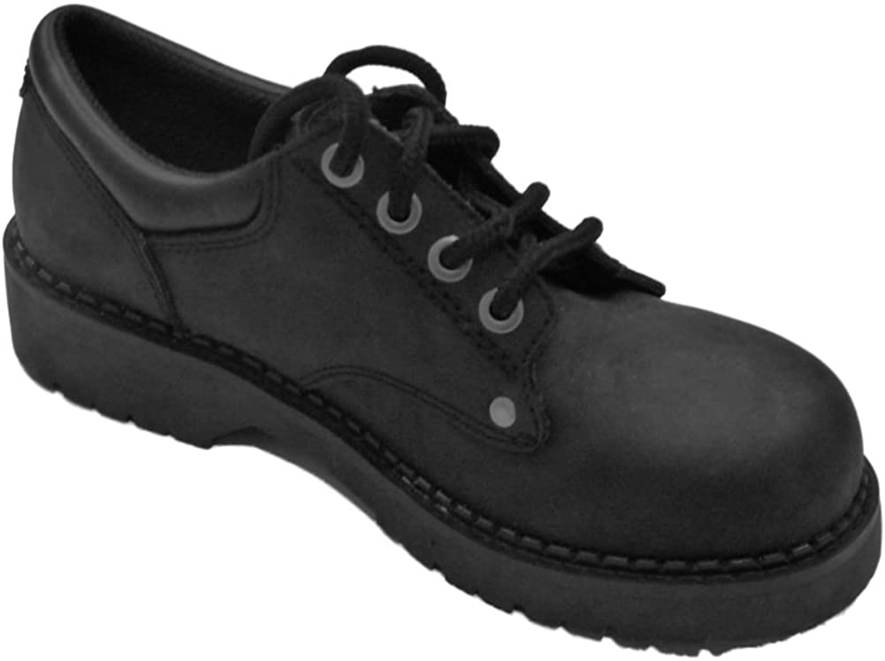 Physical Science Boys Black Dress Shoes Oxfords