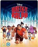 'Wreck-It Ralph' STEELBOOK: [Lenticular / Embossed] Blu-ray 3D + Blu-ray 2D (Region-Free)