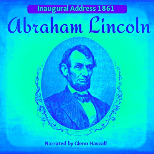 Couverture de Abraham Lincoln's Inagural Address, 1861