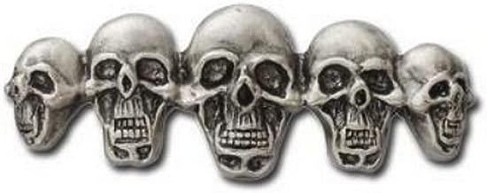 Hells-Design speld Skulls doodskop...