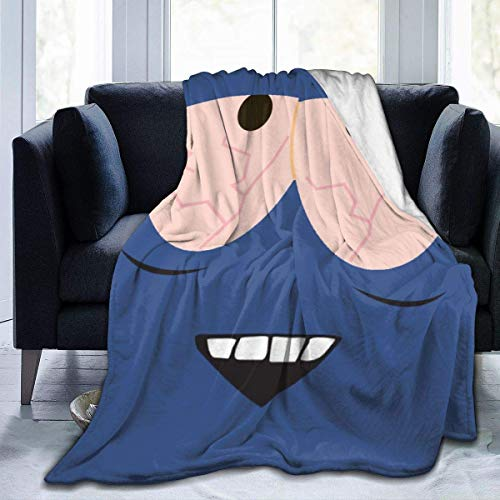 XIANG-XIANG Towelie - South Park (Tegridy Farms) Ultraweiche Fleecedecke für Couch, Wohnzimmer und warmen Winterpelz. Plüschdecken für Erwachsene oder Kinder