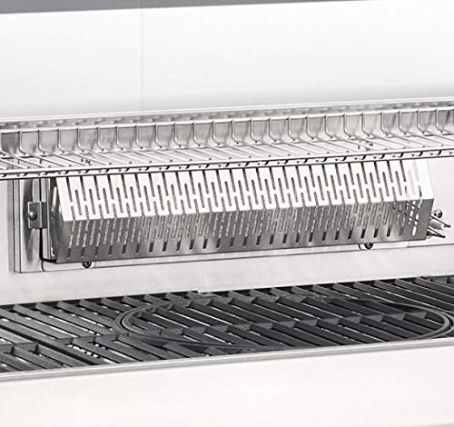 CosmoGrill Barbecue 6+2 Platinum Stainless Steel Gas Grill Barbecue