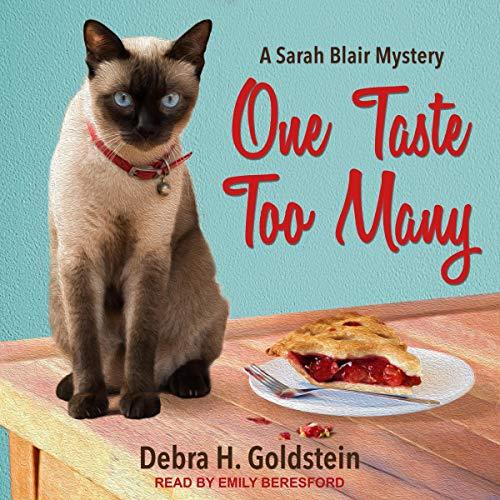 One Taste Too Many: A Sarah Blair Mystery, Book 1