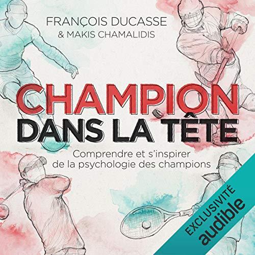 Champion dans la tête audiobook cover art