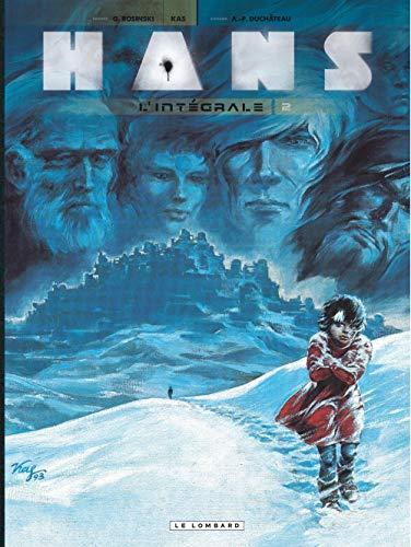 Intégrale Hans - tome 2 - Intégrale Hans 2